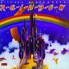 Rainbow - Ritchie Blackmore's Rainbow CD (album) cover