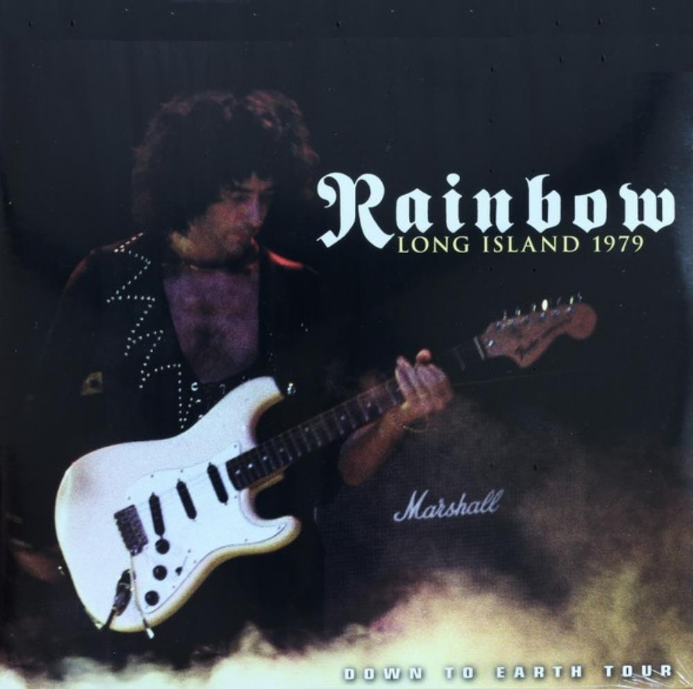 Rainbow Long Island 1979 - Down To Earth Tour album cover