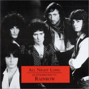 Rainbow All Night Long: An Introduction album cover