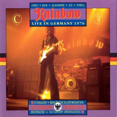 Rainbow Live in Germany 1976