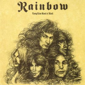 Rainbow Long Live Rock & Roll album cover