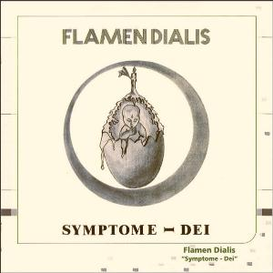 Flamen Dialis - Symptome - Dei CD (album) cover