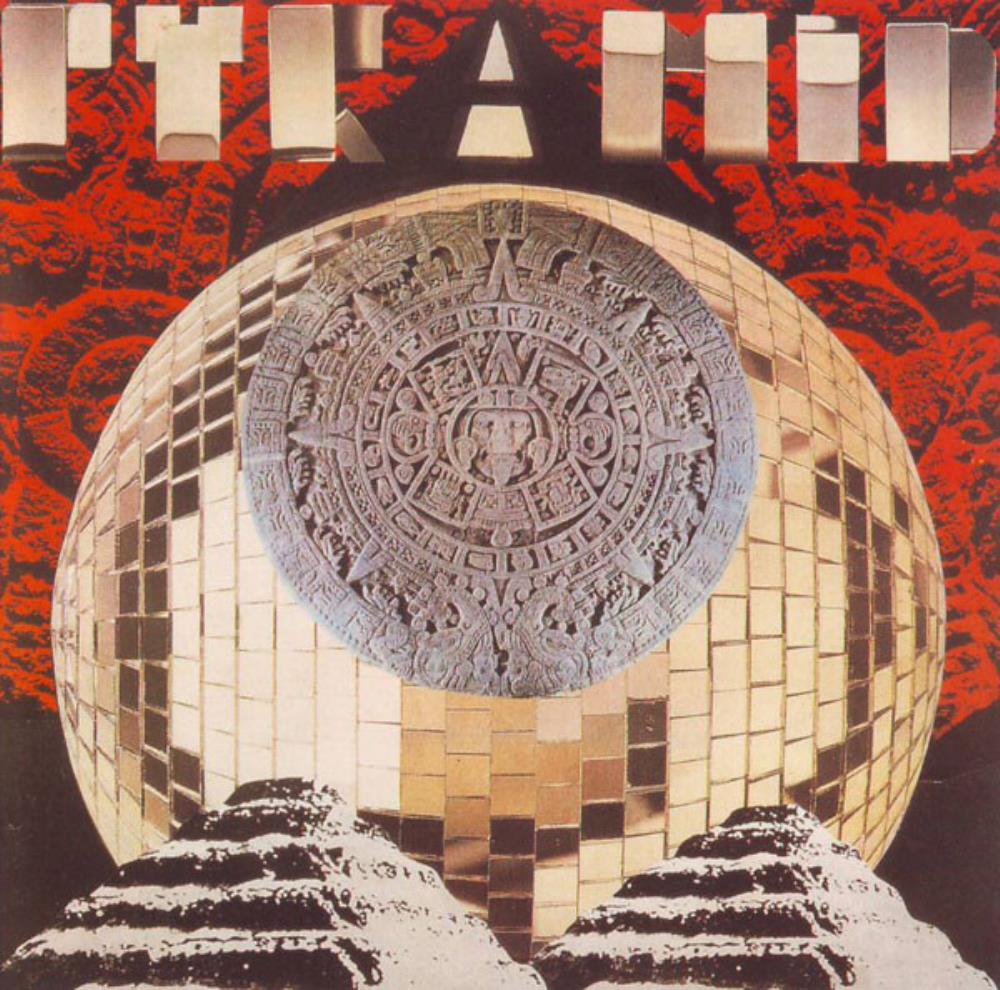 Pyramid by PYRAMID album cover
