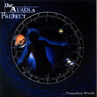 The Aurora Project Unspoken Words album cover