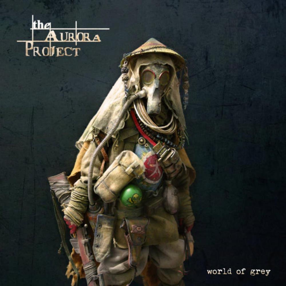 The Aurora Project - World Of Grey CD (album) cover