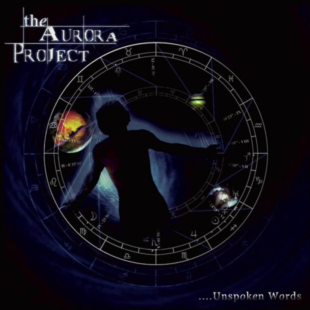 Unspoken Words by AURORA PROJECT, THE album cover