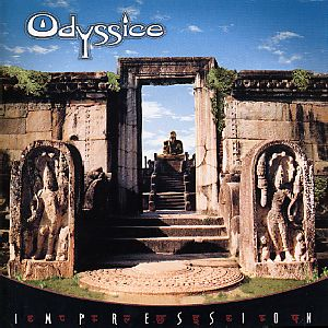 Odyssice - Impression  CD (album) cover