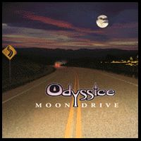 Odyssice - Moon Drive CD (album) cover