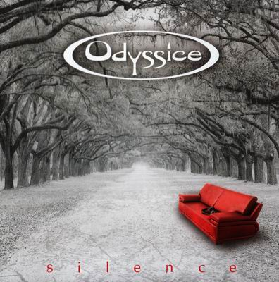 Odyssice - Silence CD (album) cover