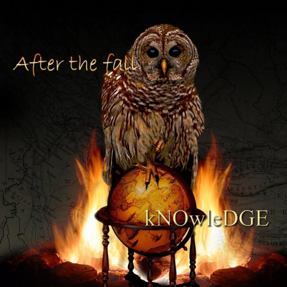 After The Fall - Knowledge CD (album) cover