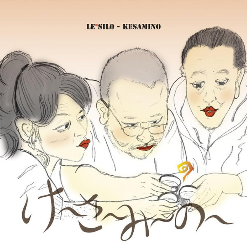 Kesamino by SILO, LE album cover