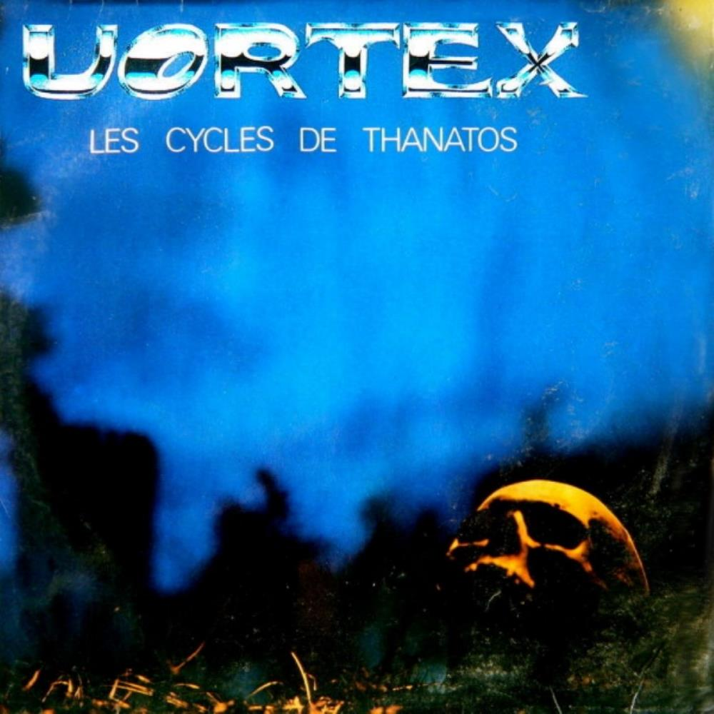 Vortex - Les Cycles De Thanatos CD (album) cover