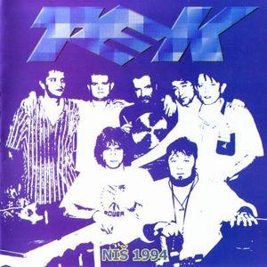 TEK: Nis 1994 by MIHAJLOVIC TOCAK, RADOMIR album cover