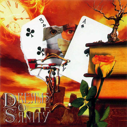 Dreams Of Sanity - The Game CD (album) cover