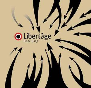 Disen Gage - Libertage CD (album) cover