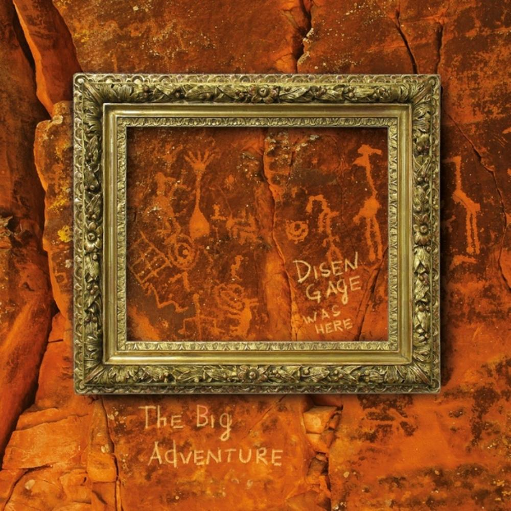 The Big Adventure by DISEN GAGE album cover