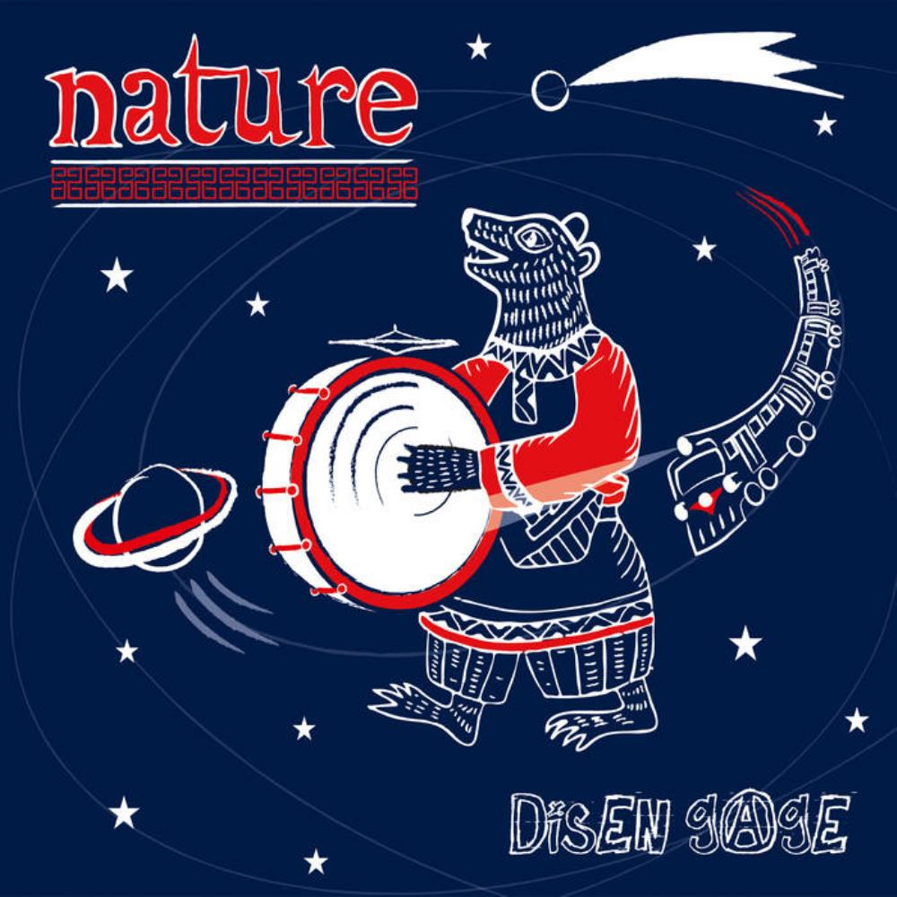 Disen Gage - Nature CD (album) cover