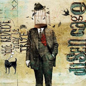 Disen Gage - ...the reverse may be true CD (album) cover