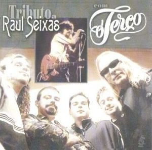 O Terço - Tributo a Raul Seixas CD (album) cover