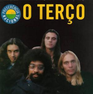 Preferencia Nacional  by TERÇO, O album cover