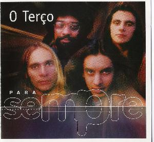 Para Sempre by TERÇO, O album cover