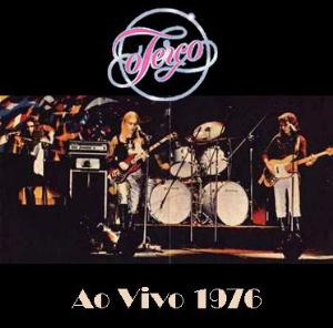 Ao vivo 1976 by TERÇO, O album cover