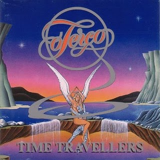 O Terço Time Travellers  album cover