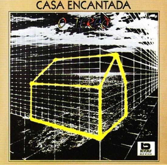 O Ter�o - Casa Encantada CD (album) cover