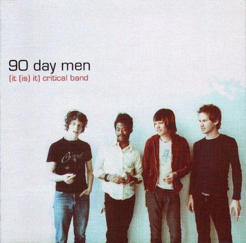 (It (Is) It) by 90 DAY MEN album cover