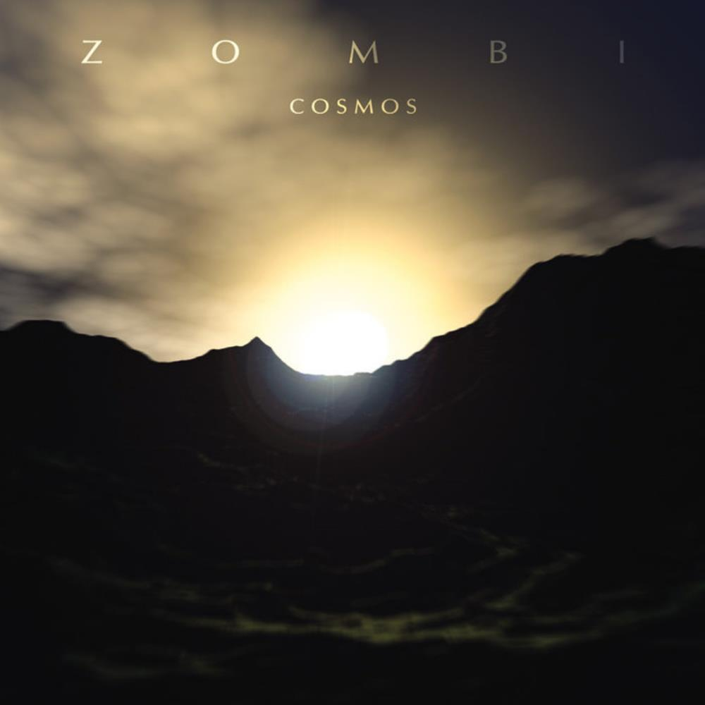 Zombi Cosmos album cover