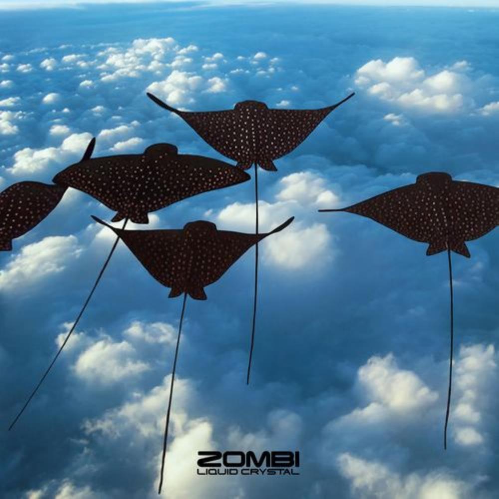 Liquid Crystal by ZOMBI album cover