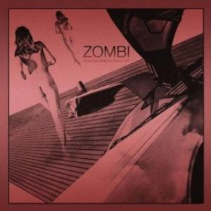 Zombi - Slow Oscillations Remix CD (album) cover
