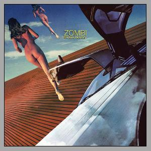Escape Velocity by ZOMBI album cover