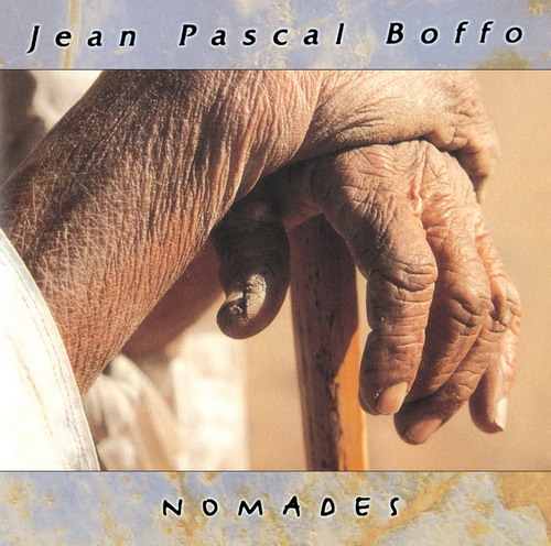 Jean-Pascal Boffo Nomades album cover