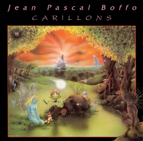 Carillions by BOFFO, JEAN-PASCAL album cover