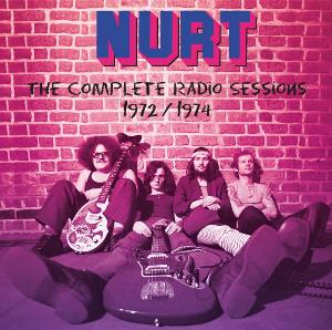 The Complete Radio Sessions 1972/1974 by NURT album cover