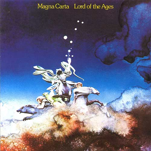Magna Carta - Lord Of The Ages CD (album) cover