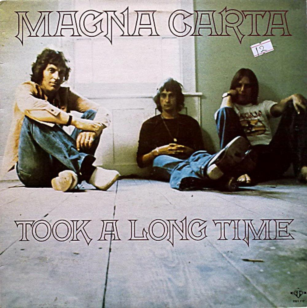 Magna Carta - Took A Long Time [Aka: Putting It Back Together] CD (album) cover