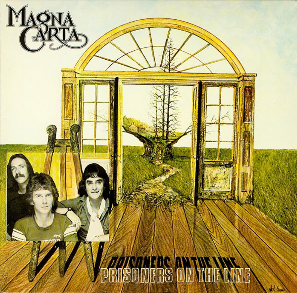 Magna Carta Prisoners On The Line album cover