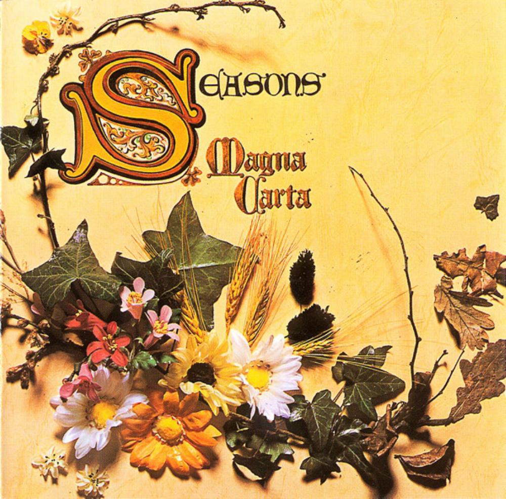 Magna Carta - Seasons CD (album) cover
