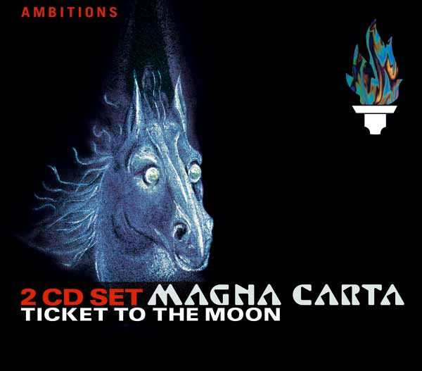 Magna Carta Ticket To The Moon album cover