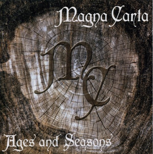 Magna Carta - Ages And Seasons CD (album) cover