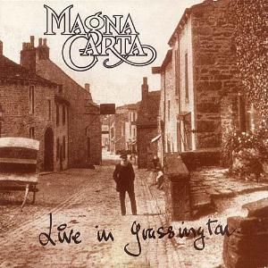 Magna Carta Live in Grassington album cover