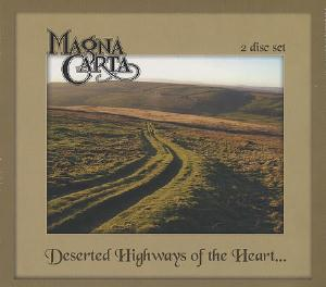 Magna Carta Deserted Highways of the Heart album cover