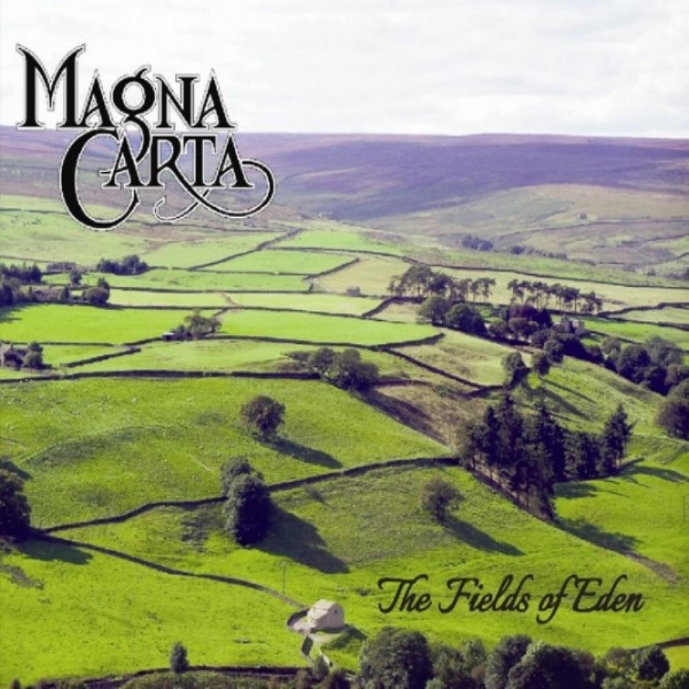 The Fields of Eden by MAGNA CARTA album cover
