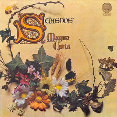 Seasons by MAGNA CARTA album cover