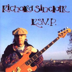 R.S.V.P. by SINCLAIR, RICHARD album cover