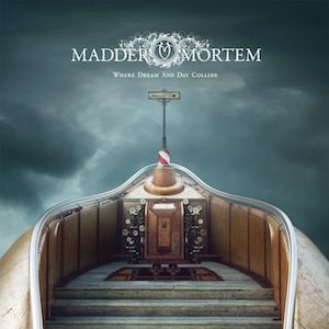 Madder Mortem Where Dream and Day Collide album cover