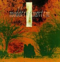 Madder Mortem Mercury album cover