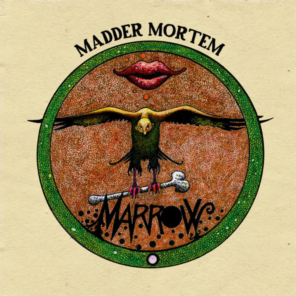 Marrow by MADDER MORTEM album cover